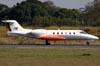 Gates Learjet U-35A, FAB 2715, do Grupo de Ensaios em Voo da FAB (Força Aérea Brasileira). (16/07/2011) Foto: Ricardo Frutuoso.