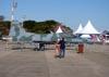 Northrop F-5EM Tiger II, FAB 4827, da FAB (Força Aérea Brasileira). (16/07/2011) Foto: Ricardo Frutuoso.