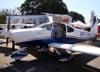 Van's/Flyer RV-10, PP-XVA. (16/07/2011) Foto: Ricardo Frutuoso.
