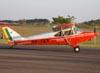 Aero Boero AB-115, PP-FKY, do Aeroclube de Resende. (16/07/2011) Foto: Ricardo Frutuoso.