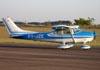 Cessna 182P Skylane, PT-JZE. (16/07/2011) Foto: Ricardo Frutuoso.