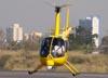 Robinson R44 Raven II Newscopter, PR-HHH. (16/07/2011) Foto: Ricardo Frutuoso.