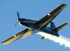 Embraer EMB-312 (T-27 Tucano), FAB 1360, da Esquadrilha da Fumaça.