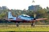 Embraer EMB-312 (T-27 Tucano) da AFA (Academia da Força Aérea).
