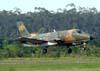 Embraer EMB 110K1 (C-95A), FAB 2299, da Força Aérea Brasileira.