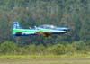Última decolagem do Tenente Coronel Aviador Neves Neto como líder do EDA.