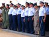 Cerimônia de passagem de comando da Esquadrilha da Fumaça. (18/12/2012)