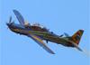 Embraer EMB-314 Super Tucano (A-29A), FAB 5719, da Esquadrilha da Fumaça. (22/06/2019)