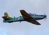 Embraer EMB-314 Super Tucano (A-29A), FAB 5707, da Esquadrilha da Fumaça. (22/06/2019)