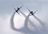 Embraer EMB-314 Super Tucano (A-29) da Esquadrilha da Fumaça. (22/06/2019)