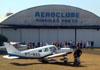 Piper/Neiva EMB-712 Tupi, PT-NXB, do Aeroclube de Ribeirão Preto. (18/09/2011)