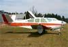 Beechcraft V35B Bonanza, PT-DUE. Foto: Wesley Minuano