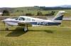 Piper/Neiva EMB-711ST Corisco II Turbo, PT-NYL. Foto: Wesley Minuano