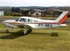 Piper/Neiva EMB-711C Corisco, PT-NKA. Foto: Wesley Minuano