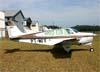 Beechcraft F33A Bonanza, PT-WFF. Foto: Wesley Minuano