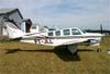 Beechcraft A36 Bonanza, PT-JLL. Foto: Wesley Minuano