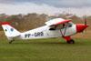 Aero Boero AB-115, PP-GRB, do Aeroclube de Campinas. (22/06/2013)