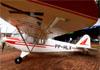 Neiva P-56C1 Paulistinha, PP-HLX, do Aeroclube de Pirassununga. (22/06/2013)