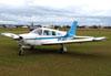 Piper/Neiva EMB-711C Corisco, PT-NEV, do Aeroclube de Campinas. (22/06/2013)