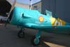 North American T-6D, PT-KRC, aeronave número 1 da Esquadrilha OI. Aeroporto dos Amarais, Campinas. (21/10/2006)