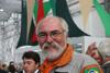 Gustavo Albrecht, presidente da ABUL e piloto do T-6 número 3 da Esquadrilha OI. Museu Asas de Um Sonho. (11/11/2006)