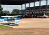 Cessna A152 Aerobat, PR-SKU, da EJ Escola de Aviação. (13/02/2016) Foto: Luís Felipe Paulino