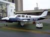 Beechcraft G58 Baron, PR-FGP. (11/08/2007)