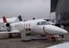 Bombardier Learjet 45 XR, PR-OTA, da OceanAir Táxi Aéreo. (11/08/2007)