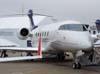 Bombardier Challenger 300. (11/08/2007)