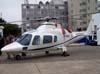 Agusta A-109 E, PR-BGS. (11/08/2007)
