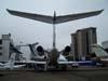 Cauda do Gulfstream G-550. (11/08/2007)