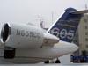 Turbina do Bombardier Challenger 605, N605CC. (11/08/2007)