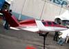 Maquete do Cirrus Vision SJ50. (15/08/2008)