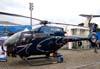 Eurocopter EC-120B, PT-YOW, da Aviocorp. (15/08/2008)