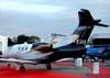 O segundo protótipo do Embraer EMB-500 Phenom 100, PP-XOH. (15/08/2008)