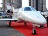 O segundo protótipo do Embraer EMB-505 Phenom 300, PP-XVJ. (15/08/2008)