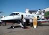 Hawker 900XP, N3222W.