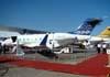 Bombardier Challenger 300, N215BL, da Bombardier.