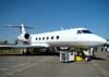 Gulfstream G450, N450GA.