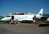 Gulfstream G200, PR-AUR, da Pássaro Azul Táxi Aéreo.