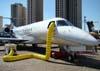 Embraer ERJ-135BJ Legacy 600.