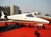 Bombardier Learjet 31, PR-LRR, da Colt Aviation.