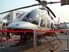 Bell 407, PR-MRL, da TAM Táxi Aéreo.