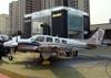 Beechcraft G58 Baron, N558HB, da Hawker Beechcraft.