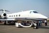 Gulfstream G450, N450GA, da Gulfstream.