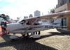 Cessna 172SP Skyhawk, PR-HAR. (11/08/2011)