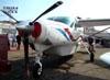 Cessna 208B Grand Caravan, PT-MLR, da TAM Aviação Executiva. (11/08/2011)