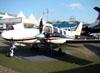 Hawker Beechcraft G58 Baron, N958HB. (11/08/2011)