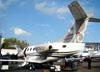 Hawker Beechcraft 390 Premier IA, N85EU. (11/08/2011)