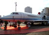 Dassault Falcon 7X, F-GZLP. (11/08/2011)